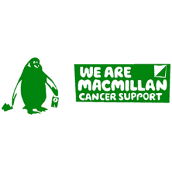 MACMILLAN Support logo,