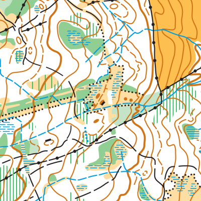 Grizedale map extract,